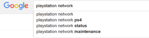 PSN maintenance google.PNG